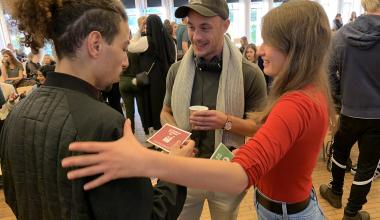 Århus Akademi lærte om Verdensmål og diskuterede dilemmaer