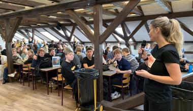Ulighed og diskussion var på dagsordenen til workshop i Odense